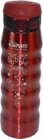 Reisebecher Bubble Safe 0,5l rot