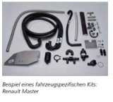 Einbaukit Thermo-Top Ford >06 HA (D)