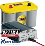 Standard Energy-Set 55 Ah Optima AGM