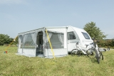 CARAVANSTORE ZIP XL 440 Royal Grey